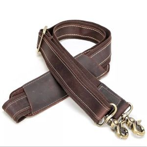 Handbags - Durable leather strap